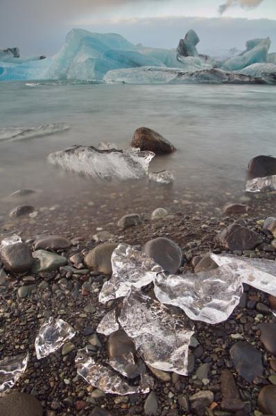 Ice Lagoon by dp