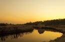 frosty sunrise by DCox