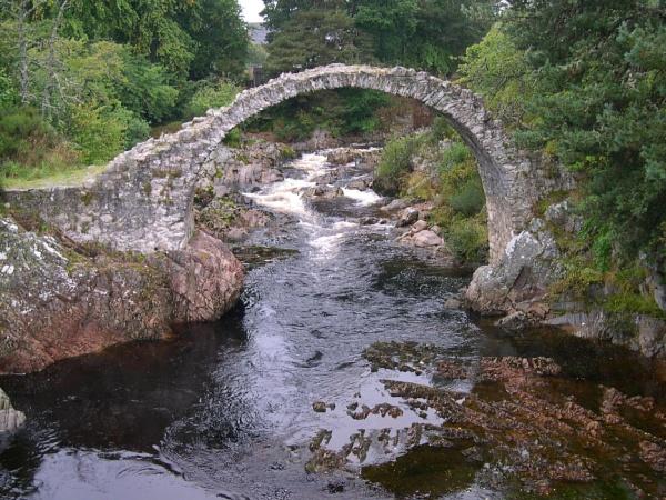 Scottish Bridge. by eddiemat