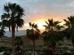 Tenerife sunset 1