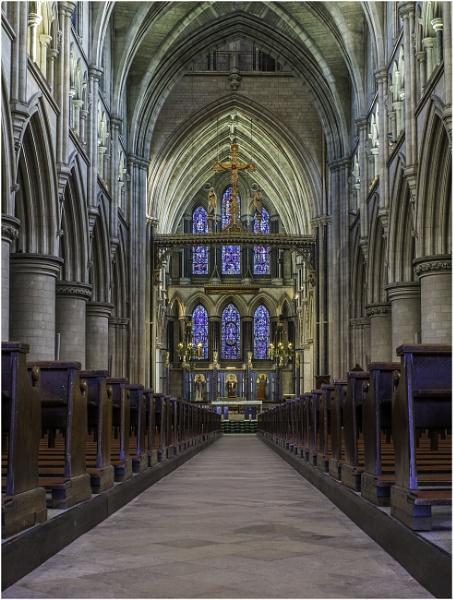St John\'s Baptist Cathedral Nave Norwich by davebk