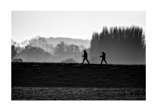 A Winter Walk by BigAlKabMan