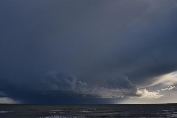 Threatening Looking Sky by JJGEE