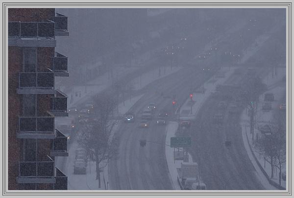 *** Snow Traffic *** by Spkr51