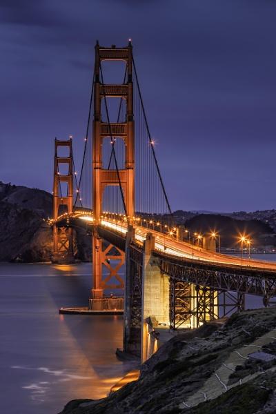 Golden Gate by FyneChris