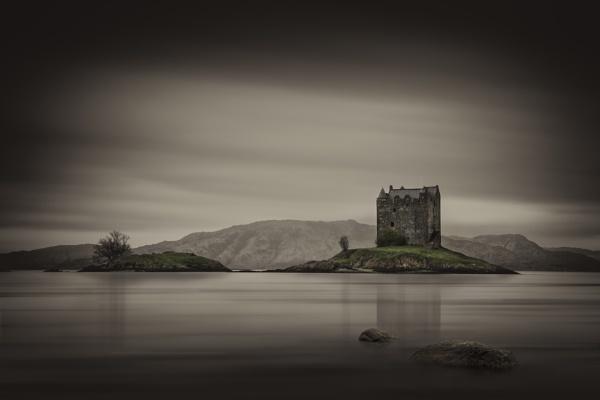 Castle Stalker by FyneChris