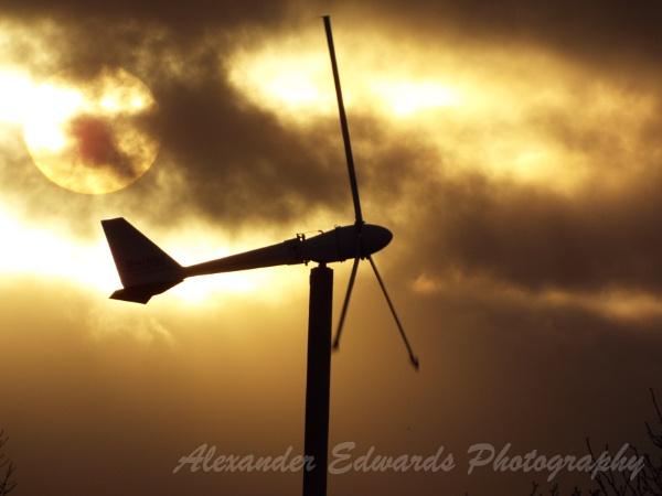 The Windturbine by AlexE