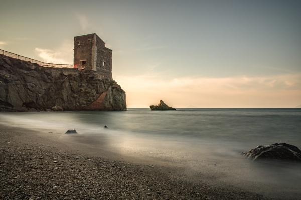 Sicilian coast by Catest79