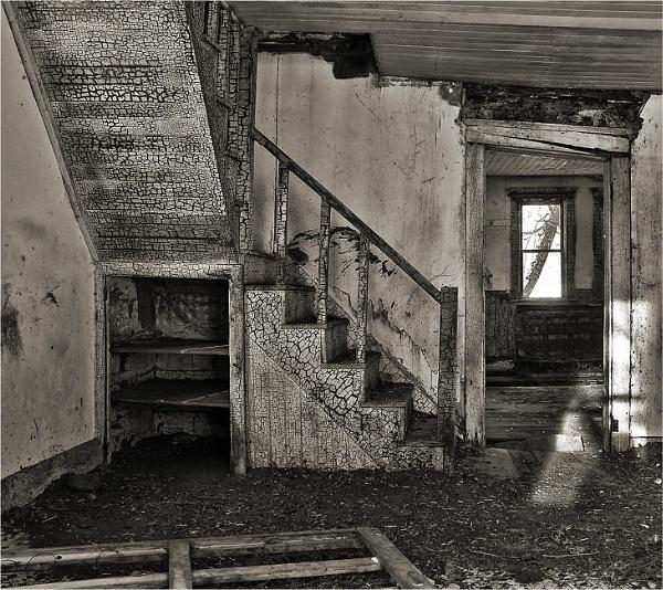 Dereliction, Alberta by MalcolmM