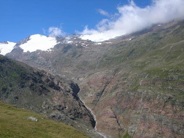 Gurglerferner (glacier), Tirol by scotsjerry