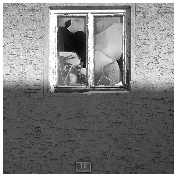 the window by bliba