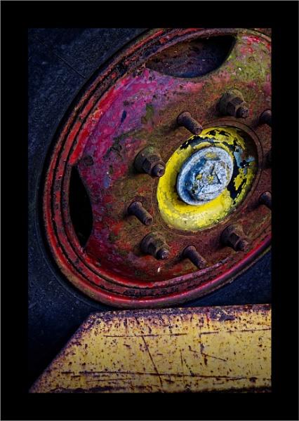 Wheel by Rende