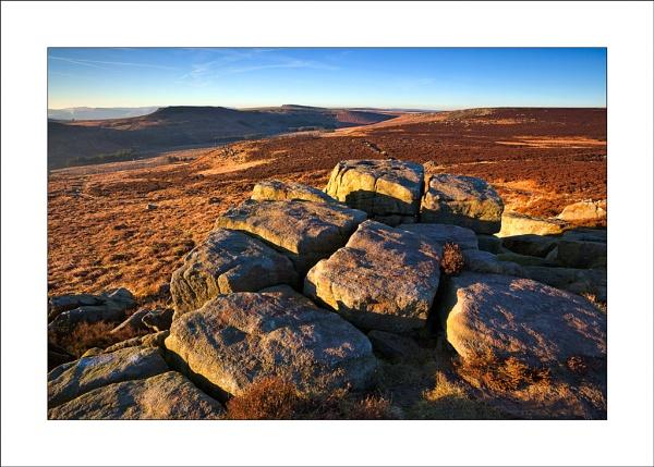 Burbage Rocks by Steve-T