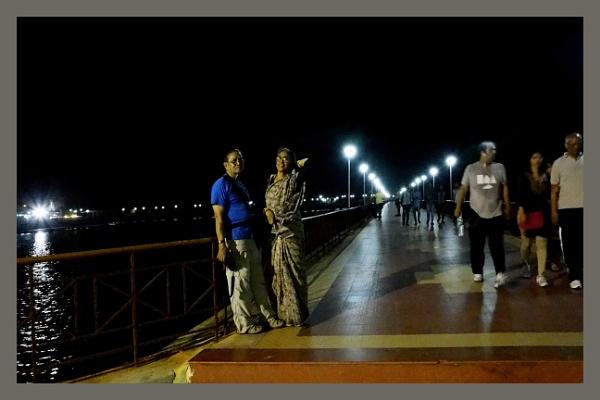 An Evening at Port Blair by prabhusinha