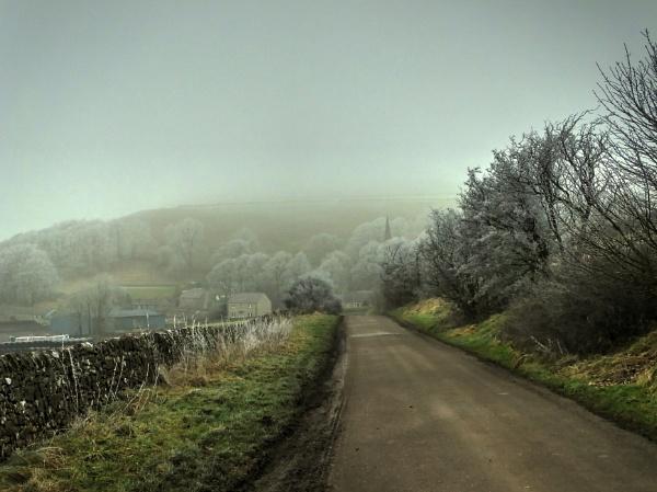 Winter Mists by ianmoorcroft
