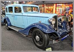 1933 Buick Eight