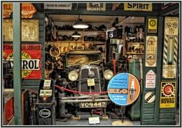 1930's Garage Recreation