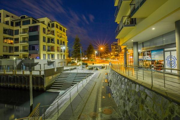 Glenelg Marina  by Wadooz