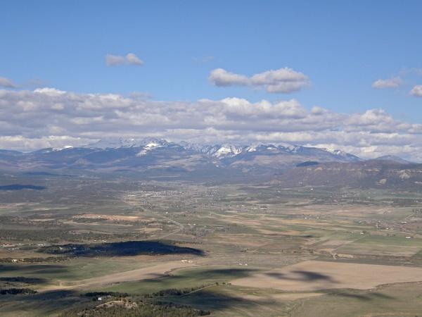 Mancos Valley by voyger1010