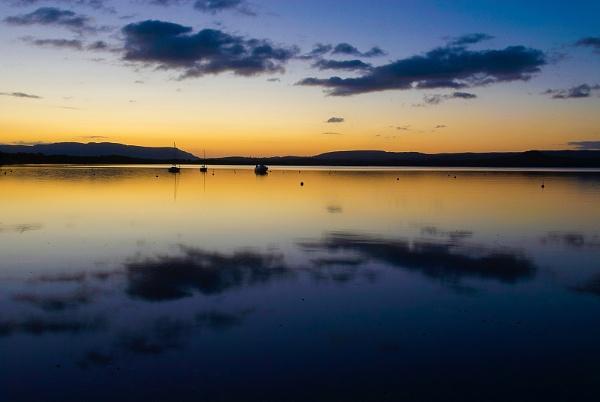 Loch Lomond Sunrise by kaybee