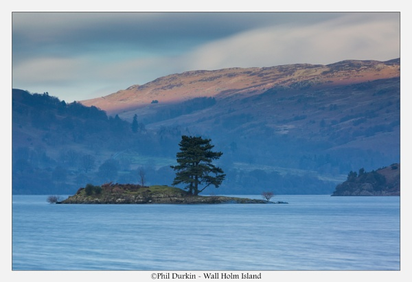 Wall Holm Island by Philpot