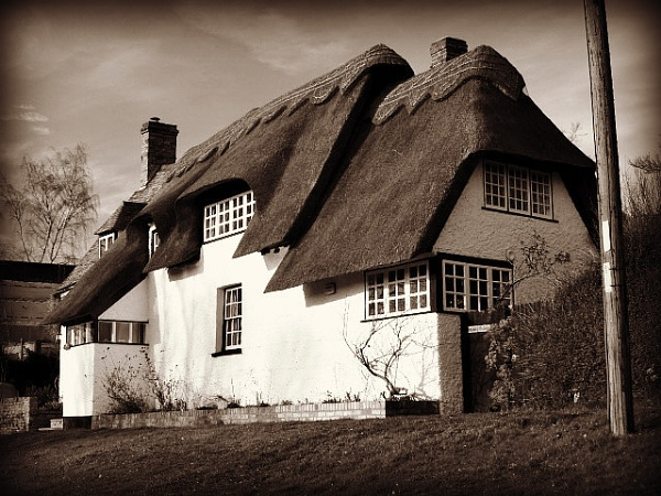 Thatched delight by Gary66