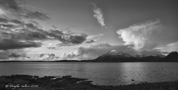 Snowstorm... by Scottishlandscapes