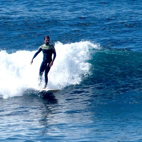 Tenerife surfers 2 by Charliemc55