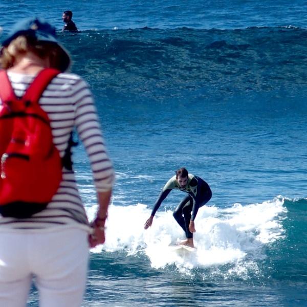 Tenerife surfers 3 by Charliemc55