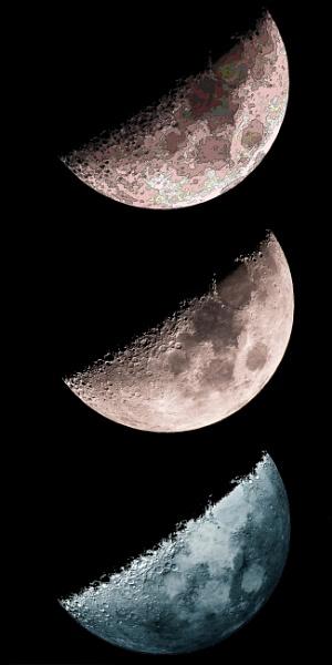 Moon Variations