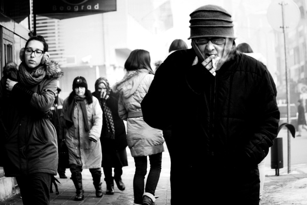 Urban Scene LV by MileJanjic