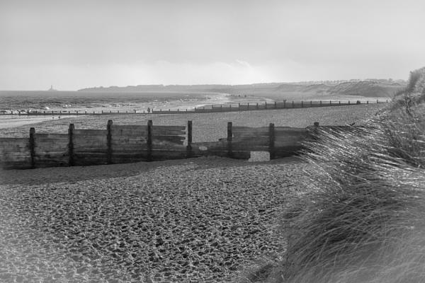 Blyth Beach, Northumberland by wrighty76