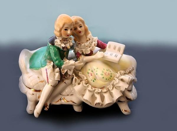 Fairy-tale romance by SHR