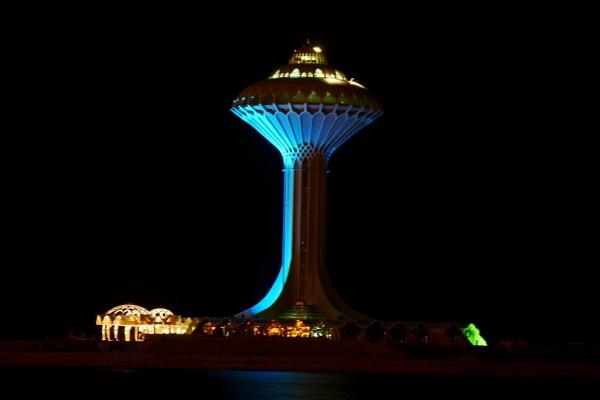 Water Tower I by Savvas511