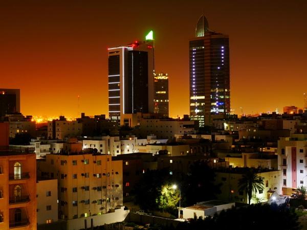 Night in Al Khobar by Savvas511