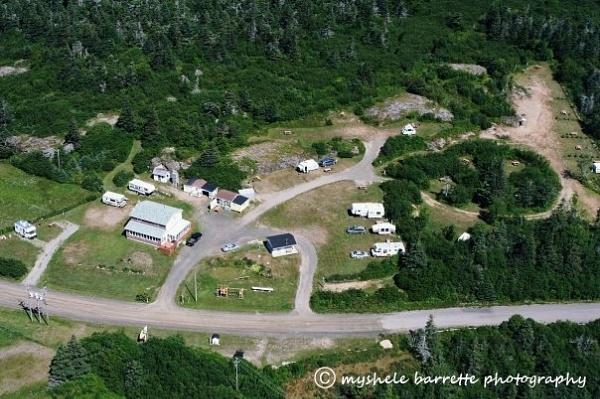 Digby Campground by Myshele