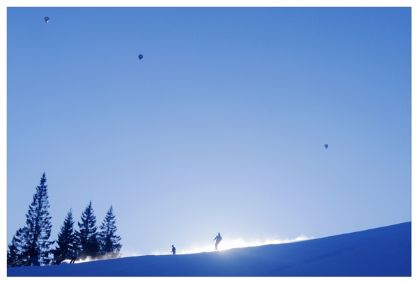 the joy of winter (Part II) by bliba