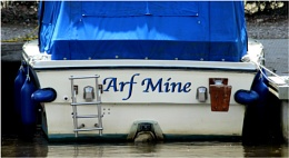 Arf Mine.