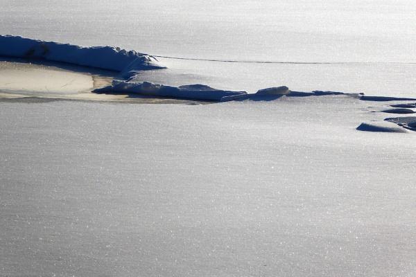 Ice Ridge by Joline