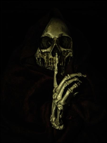 Shhhh.... by dwilkin