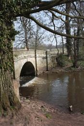 BRIDGE OVER THE TERN