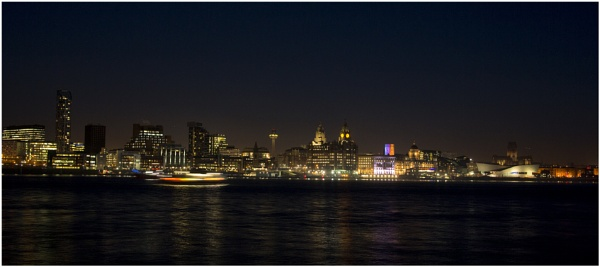 Across the Mersey by Lillian