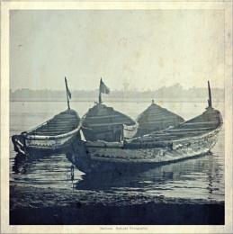 on Senegal River