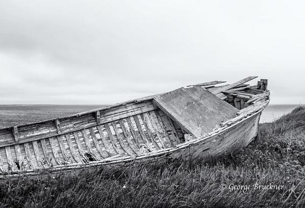 Dory, Newfoundland by rusty
