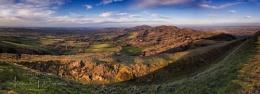 British Camp and the Malvern Hills