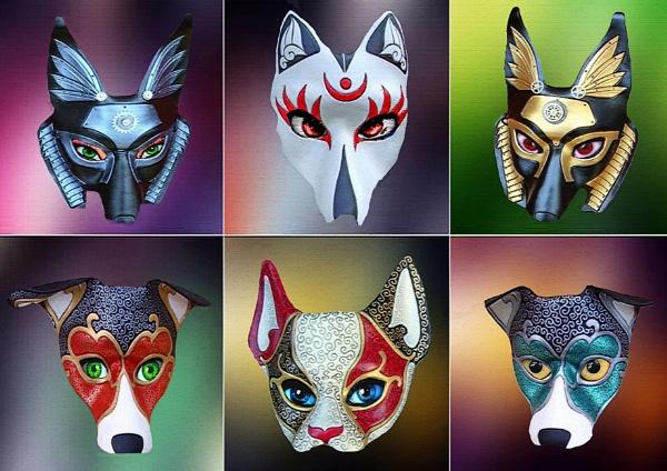 Masks by SamCampbell
