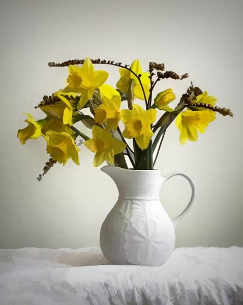 Heralding Spring by Irishkate