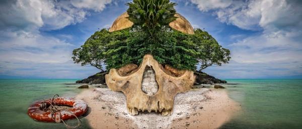 Skull Island by blomman