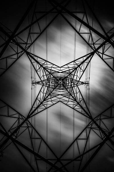 Light vs Dark V - Electric Shock by marktc