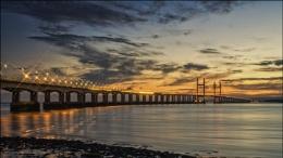 The Second Severn Bridge